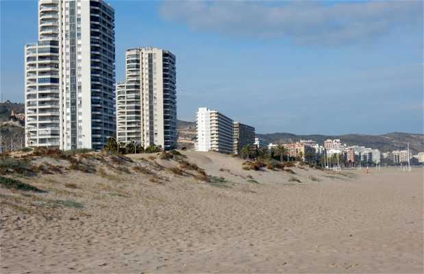 Spiaggia di Marenyet