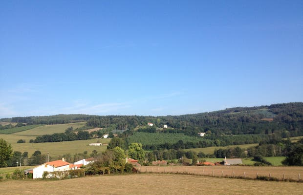 Camino de Santiago: from Arzua to Das Barrosa