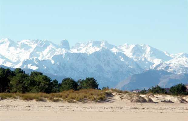Picos de Europa (tramo San Vicente de la Barquera)