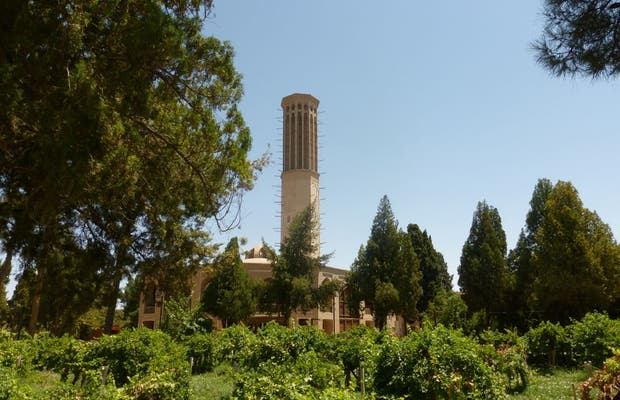 Jardines de Dolat Abad