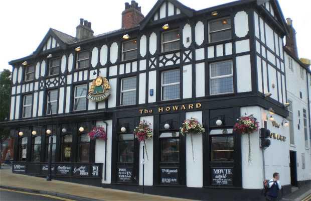 Il pub The Howard a Sheffield