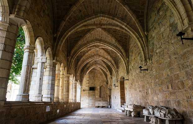 Claustro de la catedral de la Asunción de la Virgen