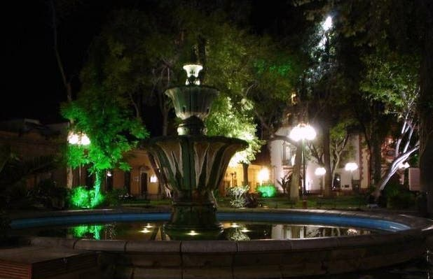 Festival of light and sound in San Luis Potosí