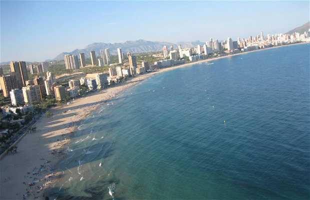 Spiaggia Poniente di Benidorm