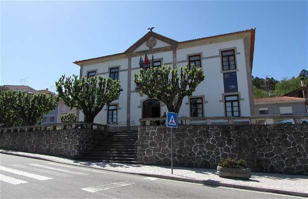 Sede da Câmara Municipal