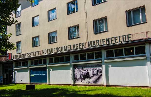 Museo del campo de refugiados Marienfelde