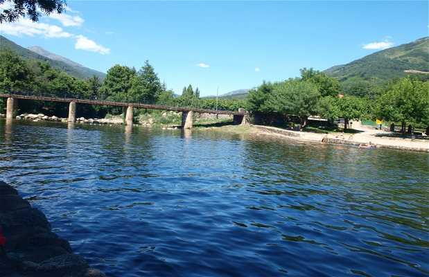 Cabezuela Natural pool