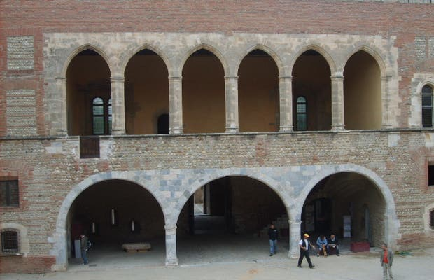Palazzo dei Re di Maiorca a Perpignan