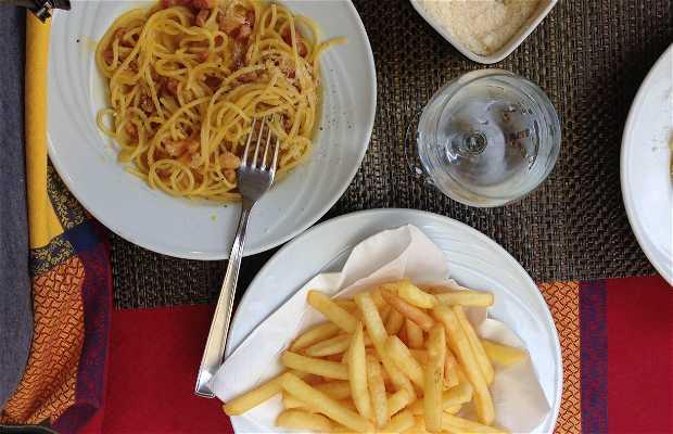 Goffredo Lastri Restaurant