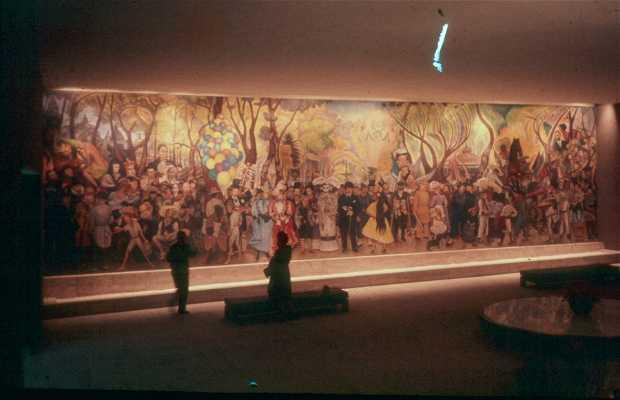 Museu Mural de Diego Rivera