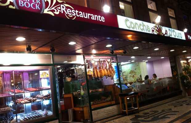 Restaurante Marisqueira Concha D'Ouro