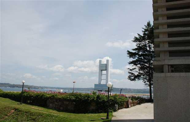 Centre de contrôle du trafic maritime de La Corgne