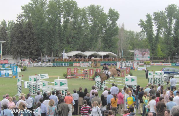 Concurso Saltos Internacional de Madrid