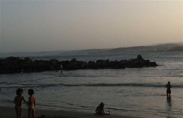 La Playa del Cristo