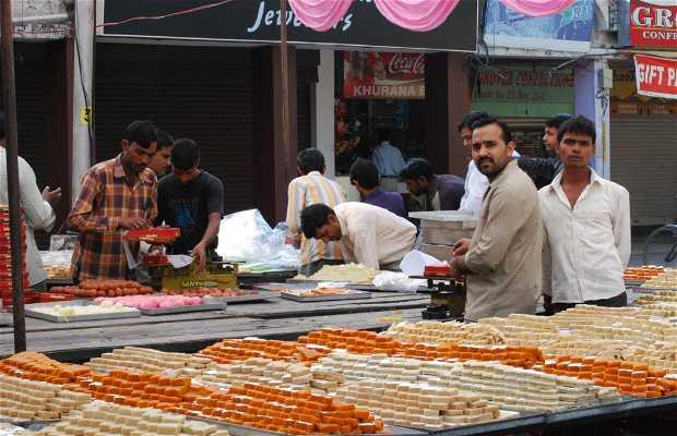 Festividad de Diwali en Chandigarh