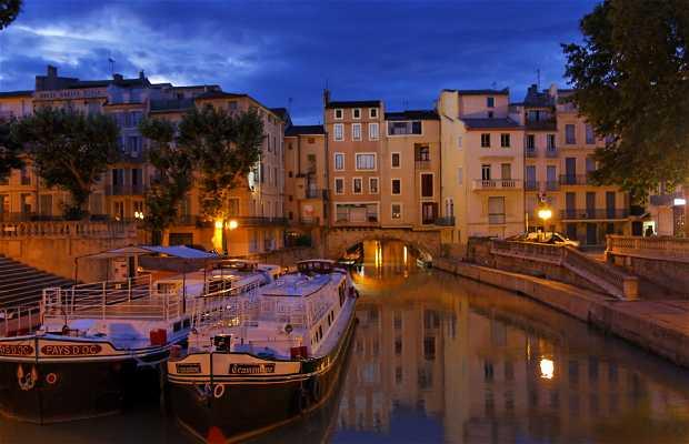 Canal de la robine narbonne 2 exp riences et 3 photos - Inter hotel narbonne ...