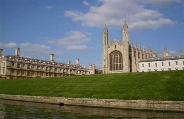 La capilla de King's College