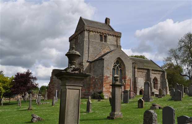 Vieja Iglesia de Crichton