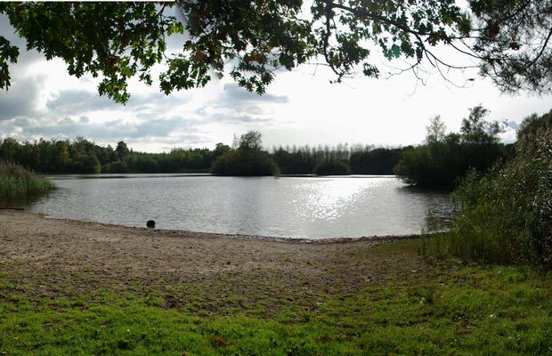 El lago Bankven