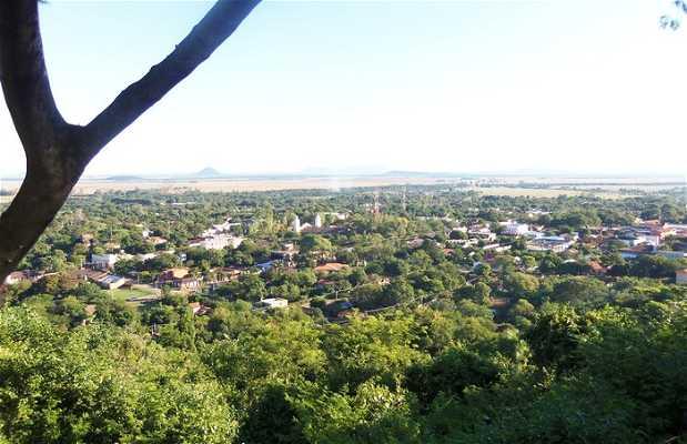 Vista desde El Cerro Pero