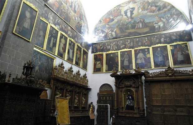 Sacristía de la Catedral de Cuzco