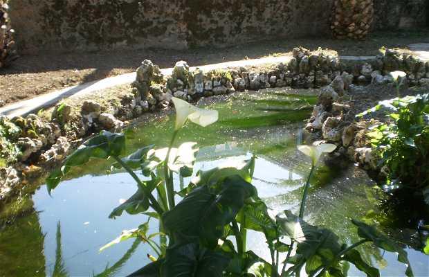Jardines Pazo Vista Real