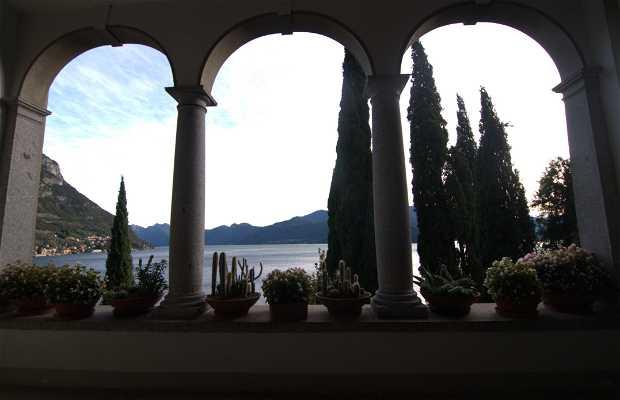 Jardín villa Monastero