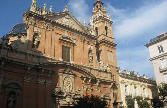 Iglesia de Santo Tomás y San Felipe Neri