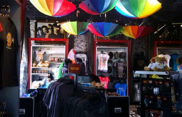 Hard Rock Café Shop