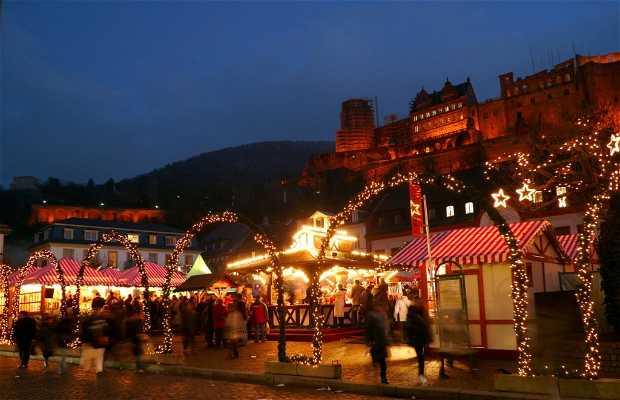 Heidelberg Weinachtsmarkt