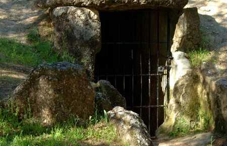 Dolmen megalitico