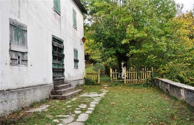 Casa Forestal de Irati