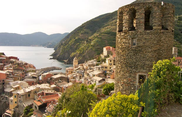 Church and Castle of Vernazza