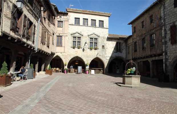 Le Pilori de Castelnau
