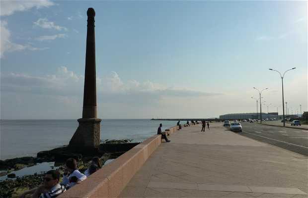 Paseo Marítimo de Montevideo
