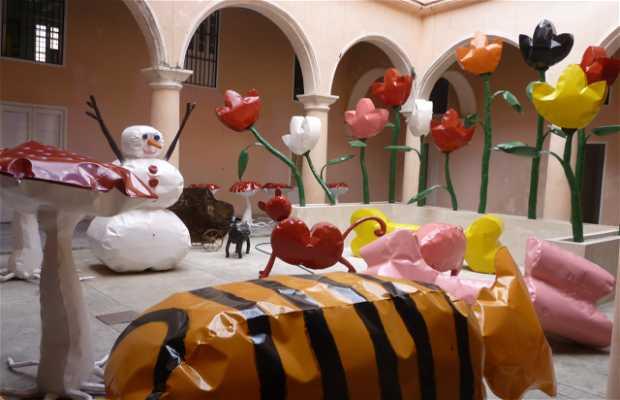 Centro de arte contemporaneo Wilfredo Lam