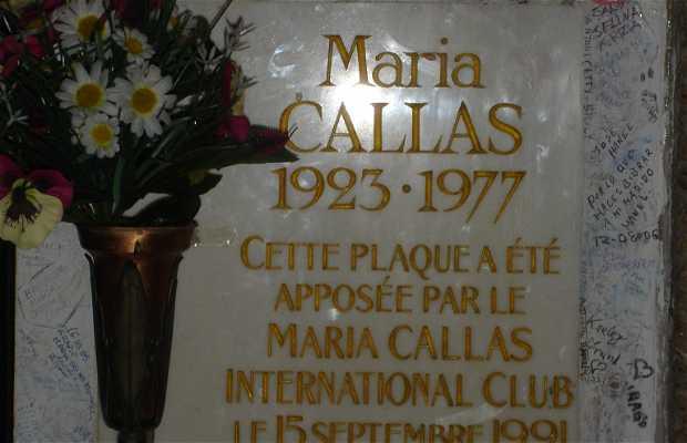Tumba de Maria Callas