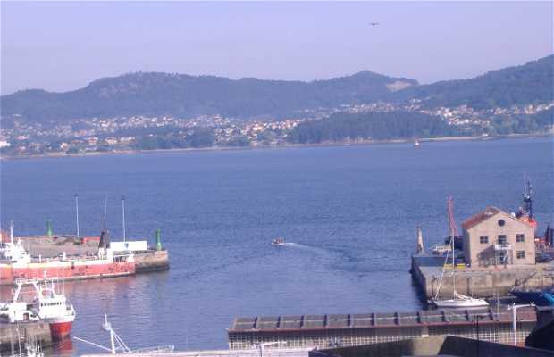 Mirador de la Ria de Vigo