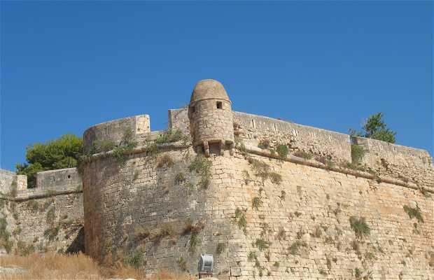 Fortaleza de Rethymno, Rethymno, Grecia