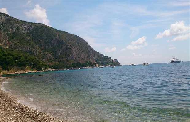 Playa d'Eze village
