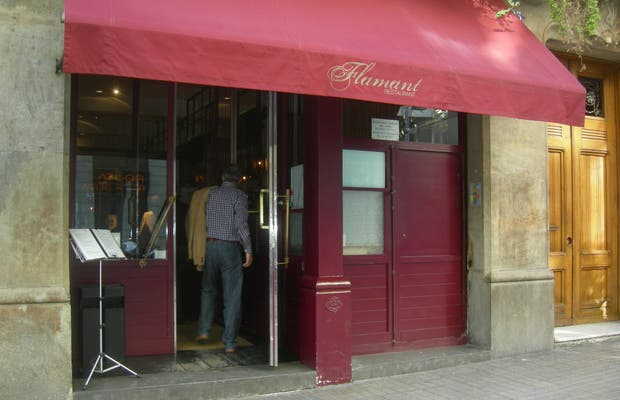 Restaurante Flamant