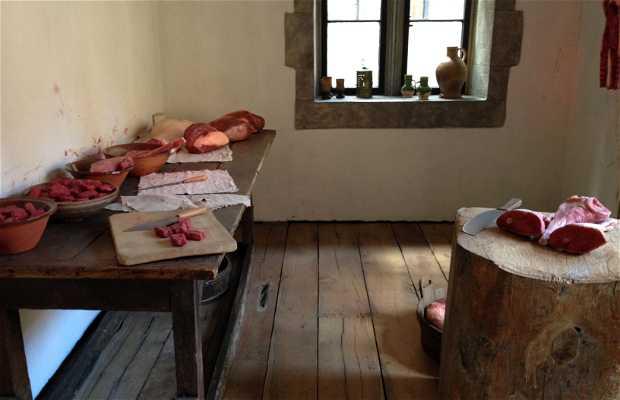 Cocinas de Enrique VIII