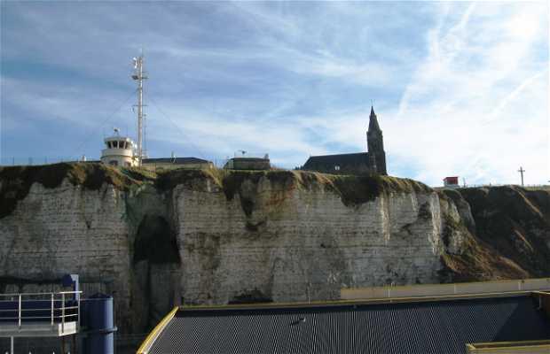 El puerto de Dieppe, Dieppe, Francia