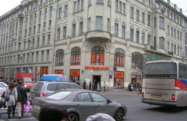 Calle Sadovaïa