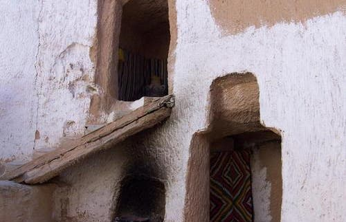 Casas Trogloditas de Matmata