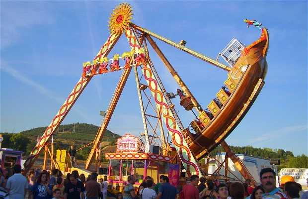 Fairground of Ponferrada