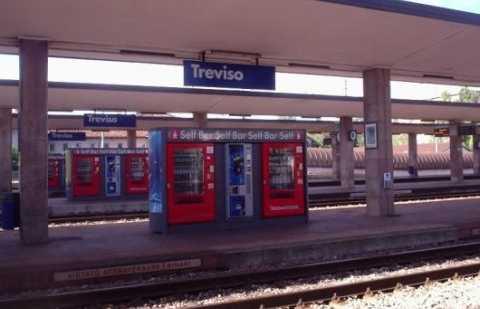 Treviso Train Station