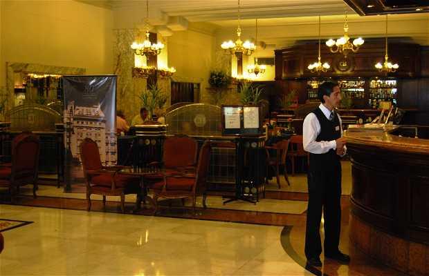 Confitería del Hotel Castelar (barrio de Monserrat)