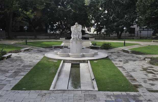 Garden of Sao Bento