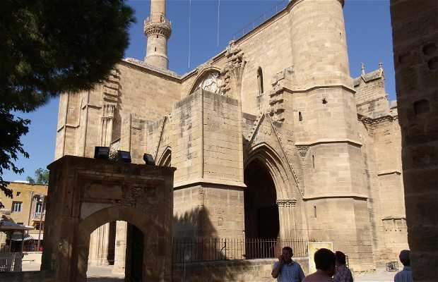 Mezquita Selimiye (Nicosia Norte) Chipre Norte